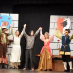 An  8th Grade Play Like No Other