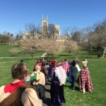 The Fourth Grade Goes on a Pilgrimage